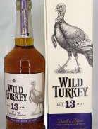 ワイルドターキー13年|WILD TURKEY