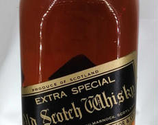 ブラックラベル12年 オールドボトル Johnnie Walker