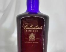 バランタイン リミテッド旧ボトル BALLANTINES
