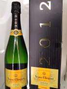 ヴーヴクリコ ヴィンテージ2012 Veuve Clicquot