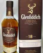 グレンフィディック18年SB|Glenfiddich