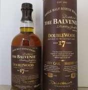バルヴェ二― 17年 ダブルウッド|Balvenie