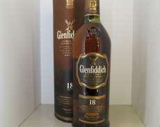 グレンフィディック 18年 スモールバッジ|Glenfiddich
