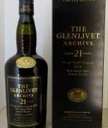 グレンリベット 21Y|The Glenlivet