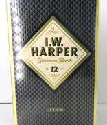 ●I W ハーパー 12年|I.W. HARPER