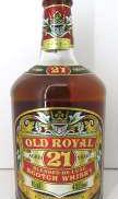 オールド ローヤル 21年|Old Royal