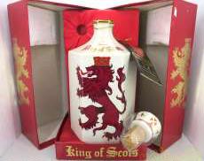 KING OF SCOTS/キングオブスコッツ17年 陶器|KINGOFSCOTS