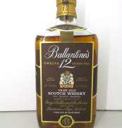 バランタイン 12年 スクエア瓶|Ballantines