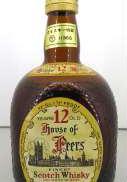 HOUSE OF PEERS/ハウスオブピアーズ 12年|HOUSE OF PEERS