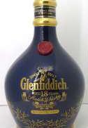 グレンフィディック 18年 アンシェント リザーヴ 陶器 青|Glenfiddich