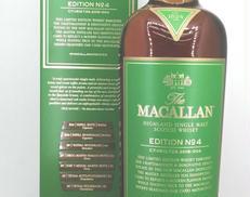 TheMacallan/マッカラン エディション NO.4|MACALLAN