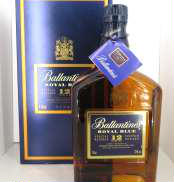 12年ロイヤルブルー|Ballantines