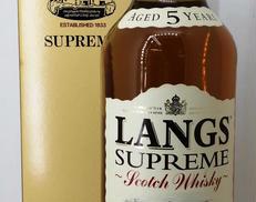 5年スコッチ LANGS SUPREAM