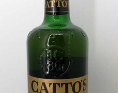 カトス レアオールド 特級|CATTO'S
