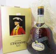 ヘネシー XO 金キャップ グリーンボトル Hennessy