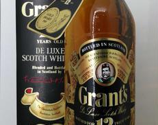 グランツ 12年|GRANT'S