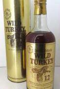 ワイルドターキー 12年 ゴールドラベル|WILD TURKEY