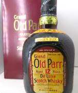 オールドパー 12年 デラックス クイーン|Old Parr