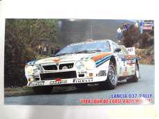 1/24 ランチア 037 ラリー 「CR30」|HASEGAWA