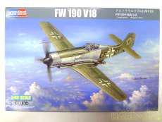 1/48 フォッケウルフ Fw 190 V18 ホビーボス
