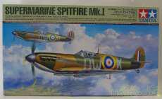 1/48 スーパーマリン スピットファイア Mk.I TAMIYA