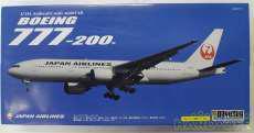 プラモデル 1/144 ボーイング 777-200 JAL 童友社