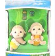 【未開封】双子の羊の赤ちゃん|エポック社