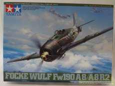 1/48 フォッケウルフ Fw190 A-8/A-8 R2 TAMIYA