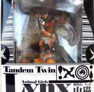 山猫 緑玉 「TANDEM TWIN 動物ねーちゃん」 YAMATO