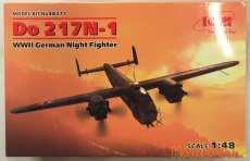 1/48 ドルニエDo217N-1 夜間戦闘機|ICM