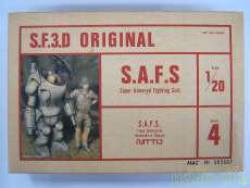 1/20 傭兵軍主力戦闘装甲服 S.A.F.S|NITTO