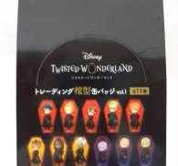 全11種セット ツイステッドワンダーランド 棺型缶バッジ カミオジャパン