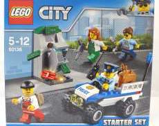 【未開封】LEGO ポリススタートセット 「レゴ シティ」 LEGO