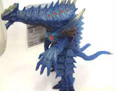 宇宙斬鉄怪獣 ディノゾール ウルトラ怪獣シリーズEX BANDAI