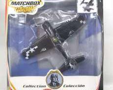 GRUMMAN F6F-5 HELLCAT|MATCHBOX