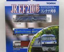 JR EF210形コンテナ列車セット TOMIX