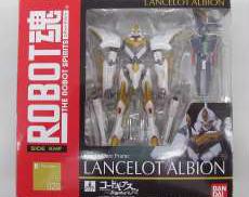 ROBOT魂 コードギアス反逆のルルーシュR2 バンダイ