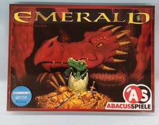 エメラルド (Emerald)|メビウスゲームズ/ABACUS SPIELE
