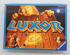 ルクソール (Luxor)|メビウスゲームズ/RAVENSBURGER