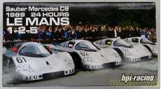 1989 24HOURS LE MANS 1-2-5 hpi-racing