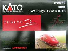 TGV THALYS|KATO'