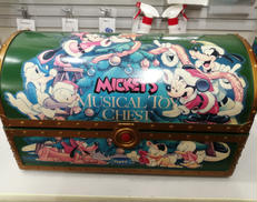 MICKEY'S MUSICAL TOY CHEST ミスタークリスマス