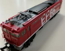 JR EF65 1000形電気機関車(1019号機・レインボ TOMIX