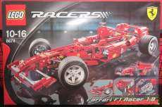 LEGO 1/8スケール レーサー フェラーリ 8674|LEGO