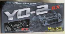1/10 ドリフトカーキット YD-2 RX ブラックVER|YOKOMO