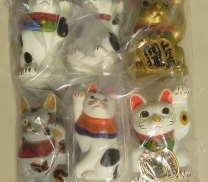 招き猫 ミニチュアコレクション コンプセット シークレット有|ケンエレファント