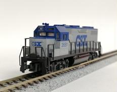 GP38-2 CSX|KATO
