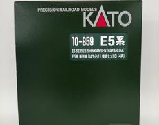 E5系新幹線「はやぶさ」 増結セットB KATO