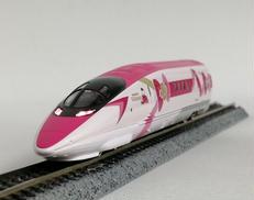 Nゲージ 500系山陽新幹線 ハローキティ新幹線セット TOMIX