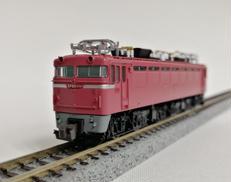 Nゲージ EF80-61・2次型 MICRO ACE